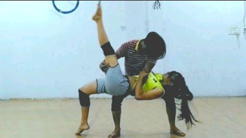 Tune O Rangeele Kesa Jadu Kiya | Choreographed by Urooj