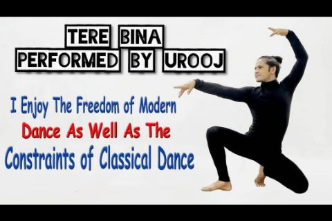 Tere Bina Dance Cover | Performed by Urooj
