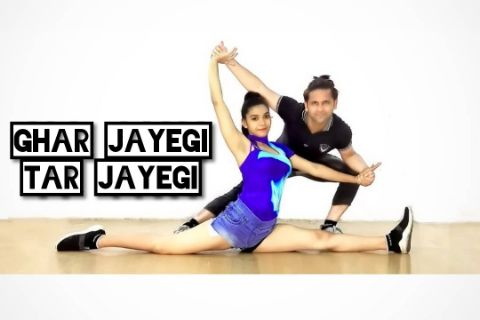Ghar Jayegi Tar Jayegi | Urooj & Swati