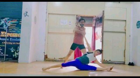 Lift Practice | Urooj & Swati