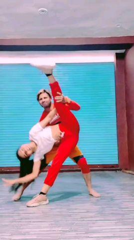 Salsa Moves | Urooj & Swati