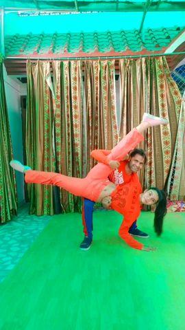 Lifted by Urooj & Swati