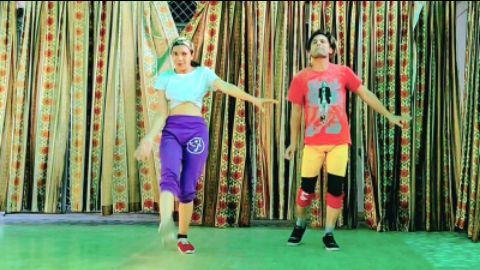 Mere Jigar Ka Chhalla | Urooj & Swati
