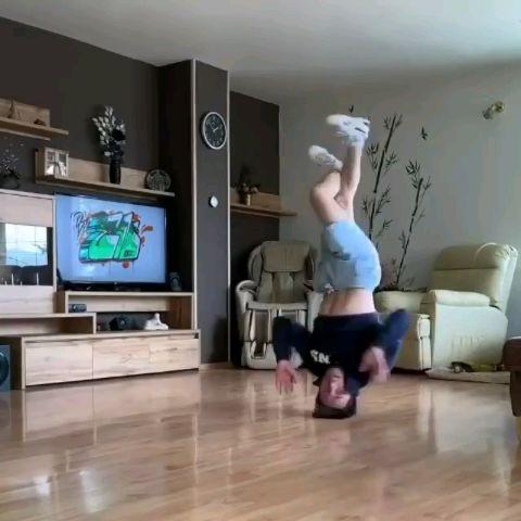 Living room... dance..