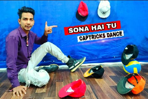 sona Hai tu Super Captrick mix Dance