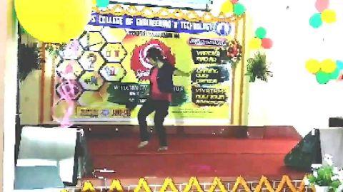 Dance with Cap