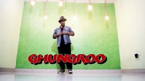 GHUNGROO Dance cover