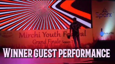 Nazam Nazam sa mere // Winner guest performance