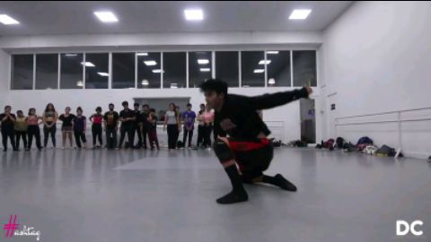 Modern/contemporary Choreography- Tushar Bhardwaj