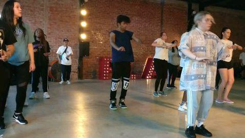Julian Deguzman Choreography