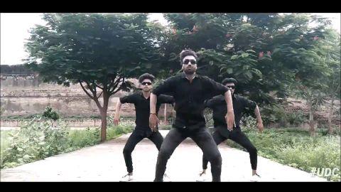 DEVDAS THEME   UNIQUE DANCE CREW   SHUBHAM NIMBALKAR