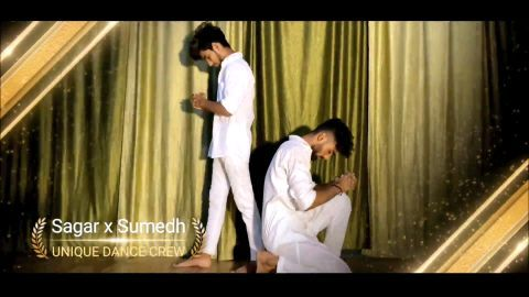 Petriotic Dance- bhagwan Aur Khuda   Shubham Nimbadker