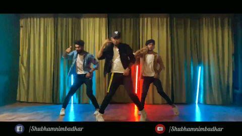 Dil Bechara-Title Track   Shushant Singh Rajput   Shubham Nimbadker Choreograph