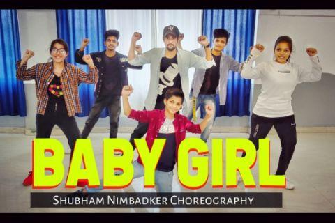 Baby Girl   Guru Randhawa   Dance Choreography shubham nimbadker