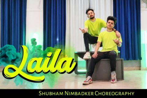 Laila Dance Cover   Tony Kakkar    Shubham Nimbadker Choreography