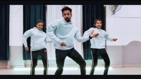 Naach Meri Rani - Shubham Nimbadker Choreography