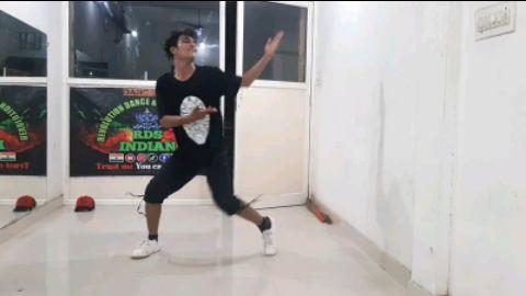 New Dance choreography on Ik tera suit 😊