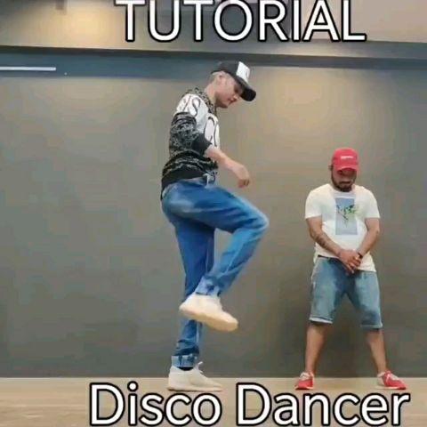 Disco Dancer tutorial shuffle dance Shreekant ahire