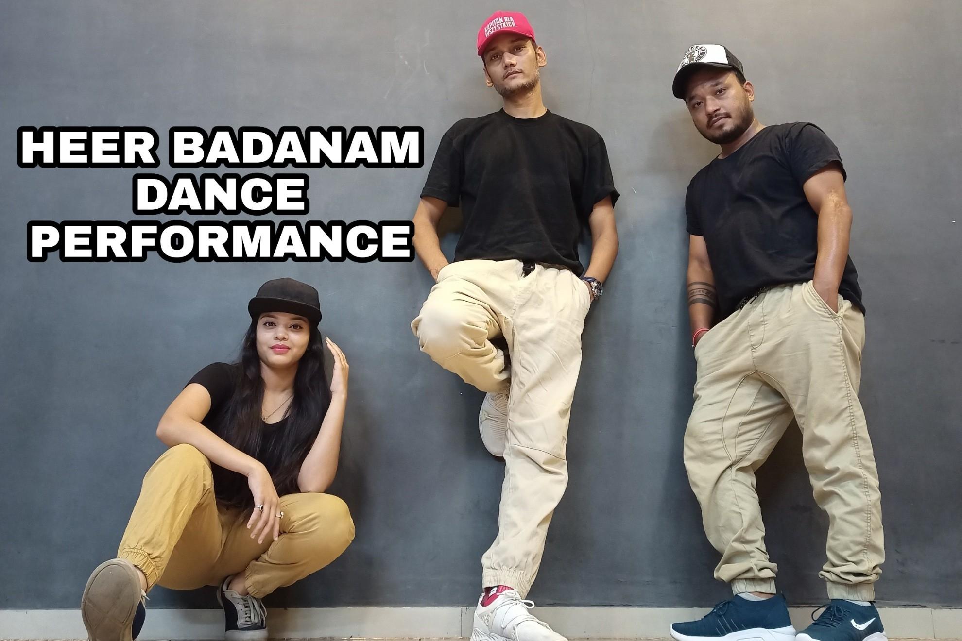 HEER BADANAM DANCE PERFORMANCE