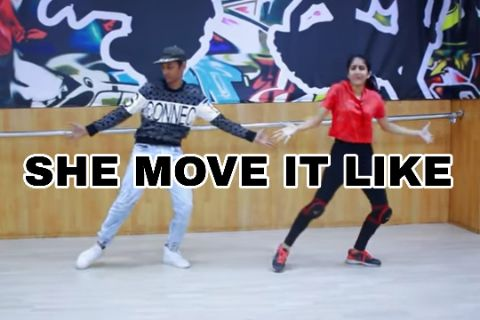 she move it like