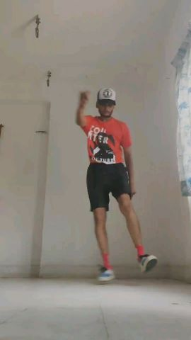 shuffle dance combos tutorial by Shreekant ahire