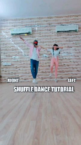 Dance Tutorial basic Footwork