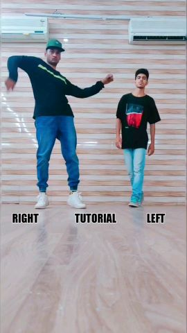 Dance Tutorial with Shreekant Ahire dance West