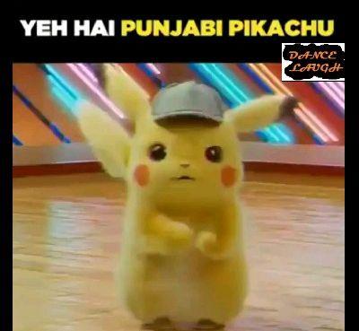 Punjabi Pickachu!