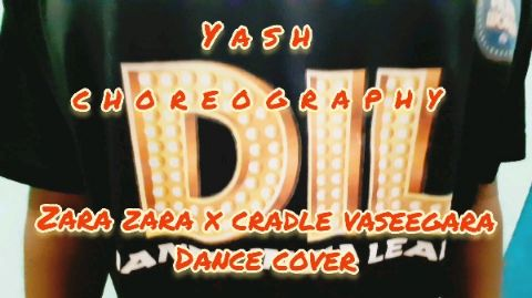 zara zara × cradle vaseegara dance cover