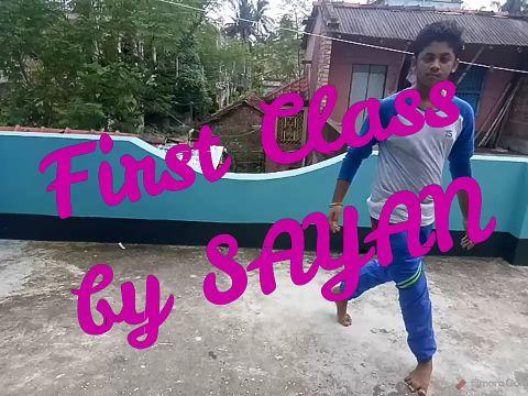 First Class || Dance Choreography || Sayan Jalui