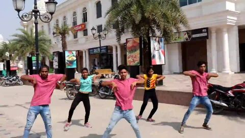 Daru Band || Prop Dance Choreography by Rajat sdrboy
