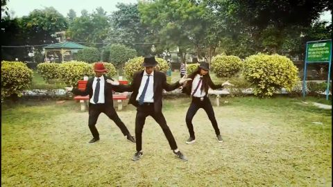 MJ Style Dance Choreography by @rajatsdrboy