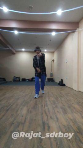 Satya - Divine    Dance Choreography Rajat sdrboy