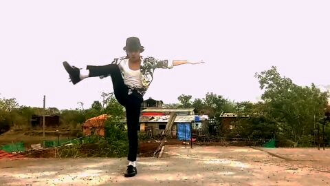 Tribuit to legend micheal jackson . On old song Dekhana enjoy the video