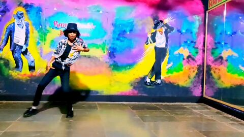 Aa Raha Honn Main . On m.j dance . Love you always m.j