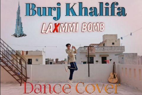 Burjkhalifa || Laxmmi Bomb || Akshay Kumar || Dance Cover || Kunal A.K.A Hopster