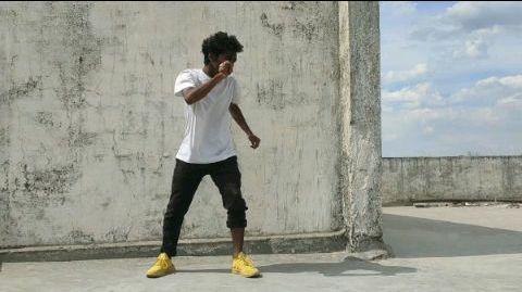 my first dance video bum bum bole ❤🤟 ||Prop dance contest||