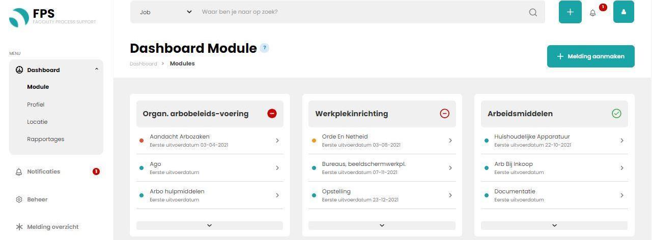 dashboard-web-versie
