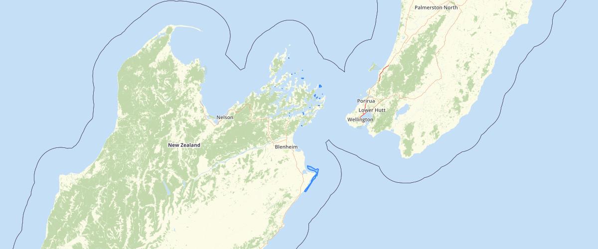 Marlborough - MEP - Ecologically Significant Marine Sites