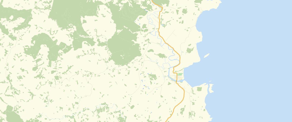 Gisborne Archaeological Buffers