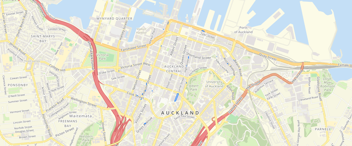 Auckland Loading Zone - Auckland Transport