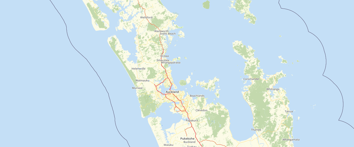 Auckland Park Structure Hard Surface - Auckland Council