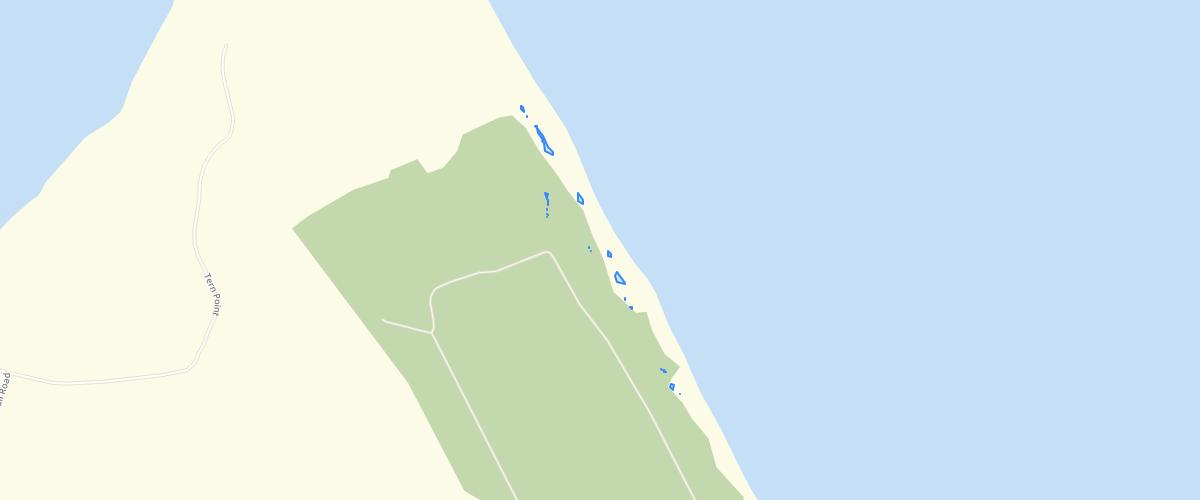 Auckland - Sea Level Rise - Aep 1 pct 170