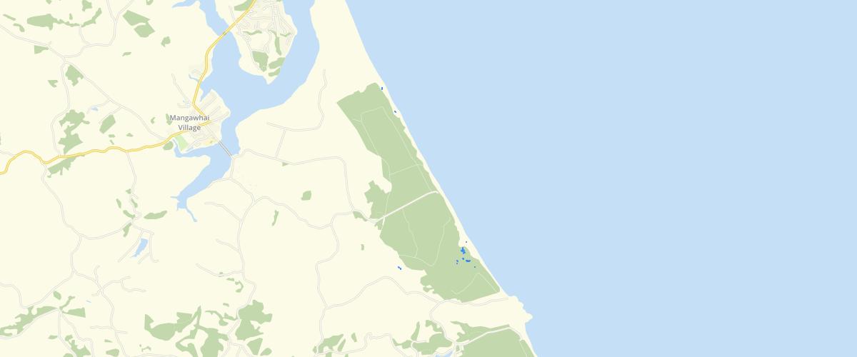 Auckland - Sea Level Rise - Aep 1 pct 50