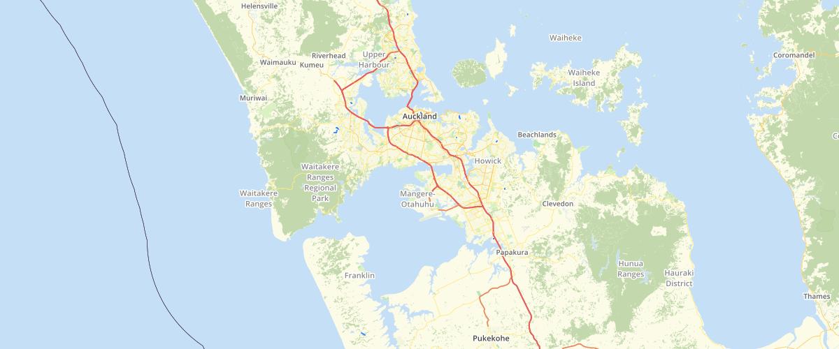 Auckland Traffic Management Levels - Auckland Transport