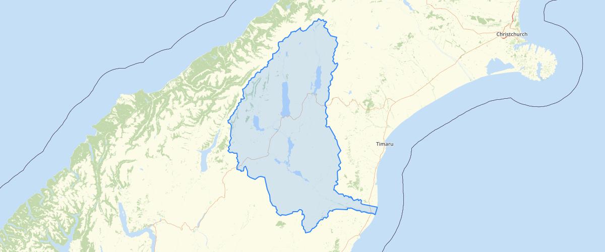 Canterbury - Plan Change 5 LWRP - Waitaki Area