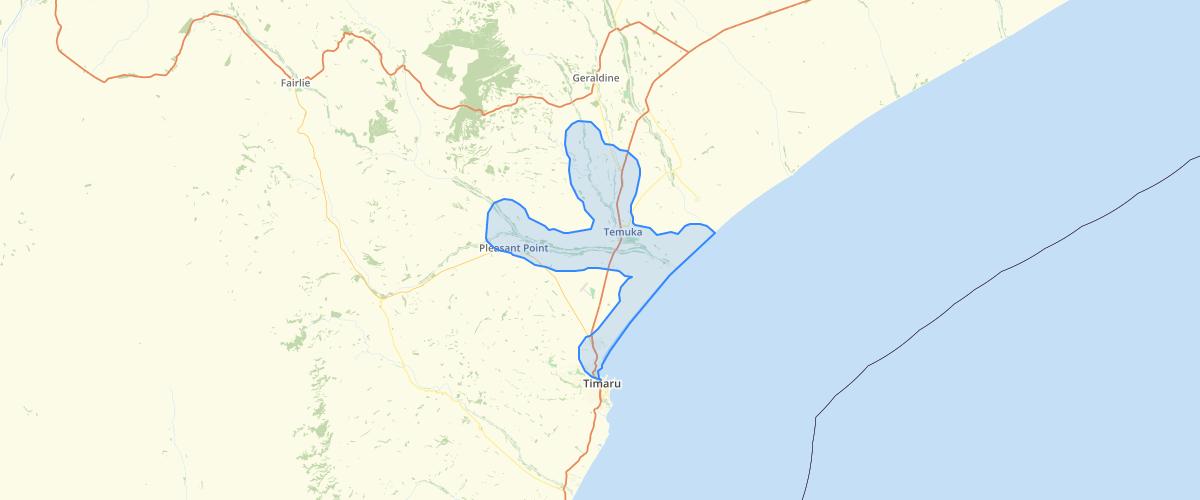 Canterbury - Plan Change 7 - Mataitai Protection Zone