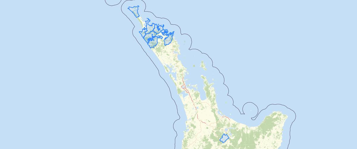 Census Area Units