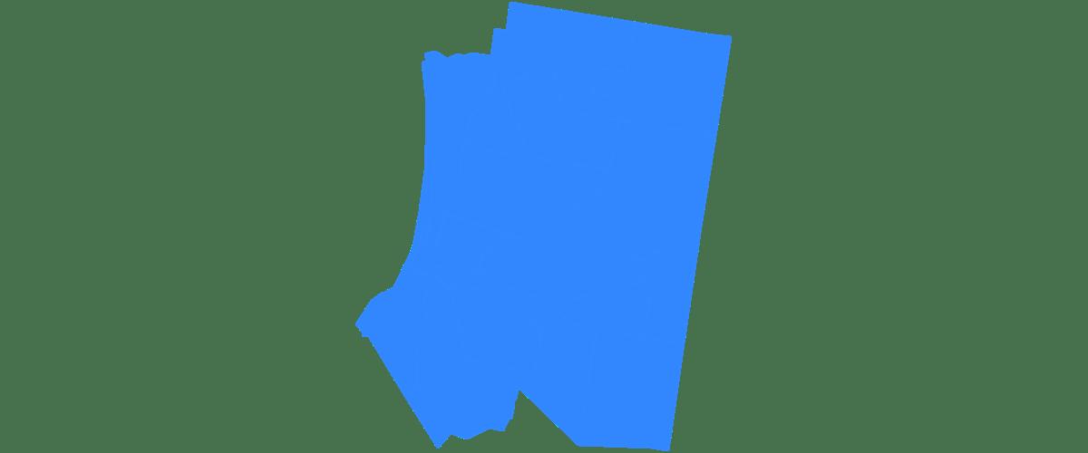 Australia - Frankston City Council Garbage Collection Zones