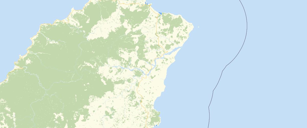 Gisborne - Sea Level Rise - Aep 1 pct 0